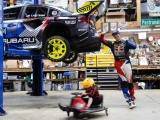 Gymkhana 2020: Трэвис Пастрана сходит с ума на доработанном Subaru WRX STI