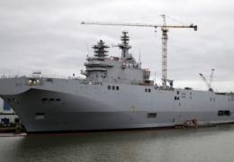 Le Figaro: Франция готова затопить российские «Мистрали» в открытом море