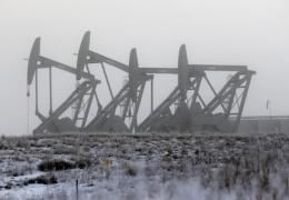 Цены на нефть упали ниже 30 долларов за баррель