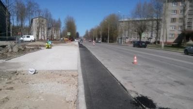 Квартирные товарищества Нарвы получат от города 150 000 евро на ремонт дорог