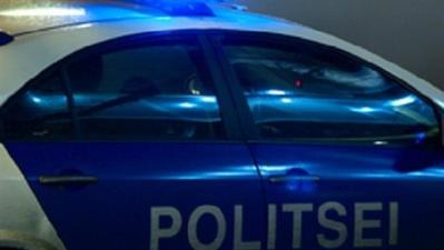 Полиция для усмирения толпы в Нарве применила оружие