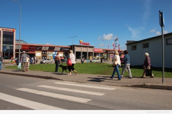 В Нарве появятся улица Фама и переулок Фама