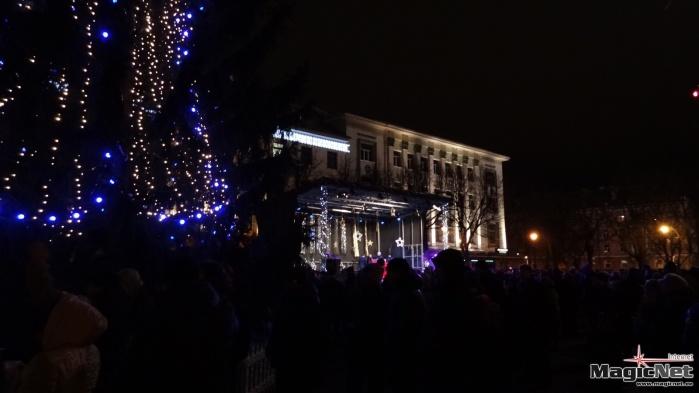 Фейерверк на Петровской Narva 2016