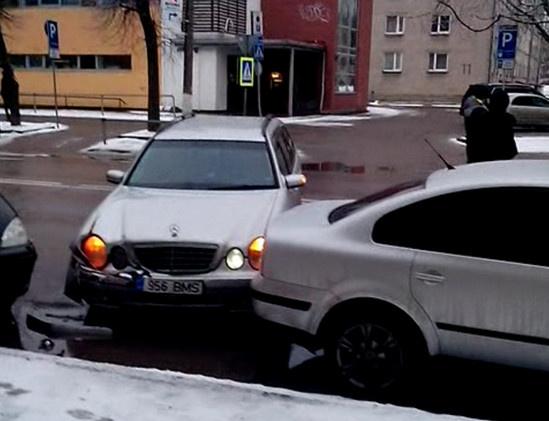 ДТП на Таллинском