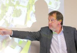 Предприниматель хочет построить в устье Наровы современный жилой район