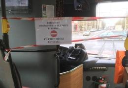 В Нарве водители автобусов не будут продавать билеты c 16 марта