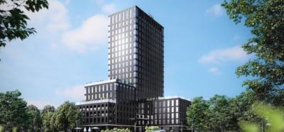 В Пыхья-Таллинне построят 160-метровый небоскреб