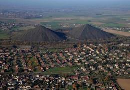 Французский угольный город