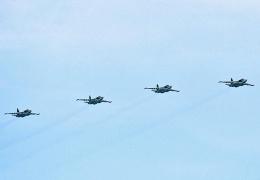 Военные самолеты РФ уже начали полеты над Сирией, узнали СМИ