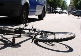 ДТП в Нарве: пострадал 12-летний велосипедист