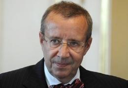 Президент Эстонии: сегодня мы можем снять желтые ленточки