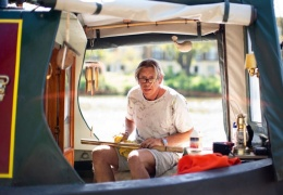 Крошечный остров на реке Темза — оазис без коронавируса