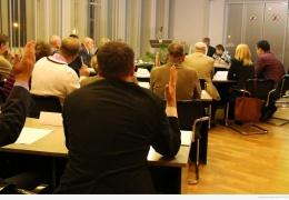 Горсобрание Нарвы приняло бюджет на 2019 год