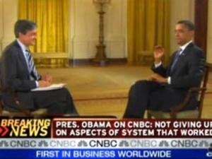 """Обама на глазах миллионов американцев убил """"прилипалу"""""""