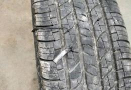 Один из сюрпризов, которые можно поймать на дороге колесом