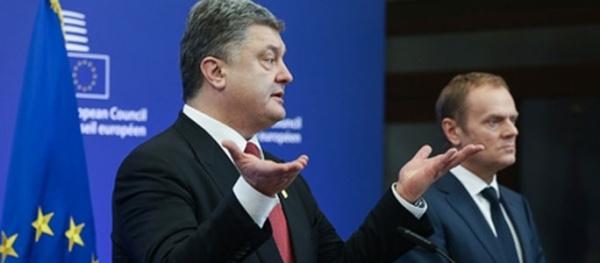 Франция и Германия выступили против отмены виз Украине