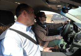 Со следующего года в экзамене по вождению будет учитываться поведение водителя на дороге
