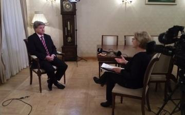 Посол РФ в ЭР: новые генконсулы в Нарве и Санкт-Петербурге будут назначены в ближайшее время