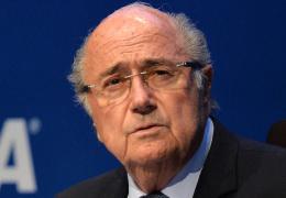 Йозеф Блаттер заявил, что американцы хотят захватить власть в ФИФА