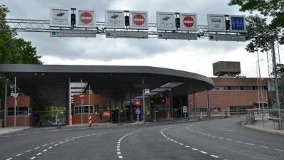 Погранпункт в Нарве будет закрыт 29 июня на четыре часа