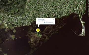 Два острова на Нарвском водохранилище могут получить имя простого рабочего с Кренгольма