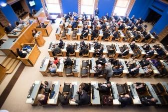 Эстонские политики не воодушевлены планом Еврокомиссии создать фонд в размере 750 млрд евро
