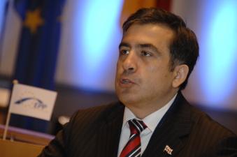 Саакашвили выдворили с Украины в Польшу
