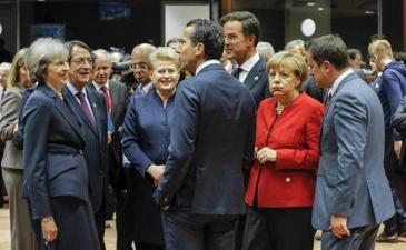 Идеальный шторм-2017: Шенген рухнет, ЕС устоит