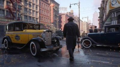 2K Games сделают ремейк легендарной игры Mafia