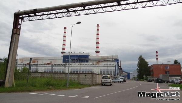 На Нарвских электростанциях погиб рабочий
