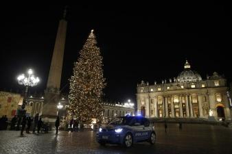 В Европе усилены меры безопасности на рождественские и новогодние праздники