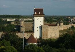 В башне Германа в Нарве установят лифт