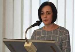 Председатель Нарвского горсобрания Ирина Янович подала в отставку