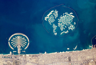 Кто назвал острова в Персидском заливе в честь чукотских и якутских посёлков