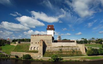 Обновленный Нарвский замок откроется 19 июня
