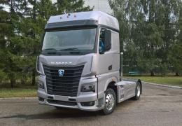 Прототип КАМАЗа следующего поколения показали в Москве