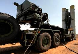 Россия развернула в Сирии ракетный комплекс С-400