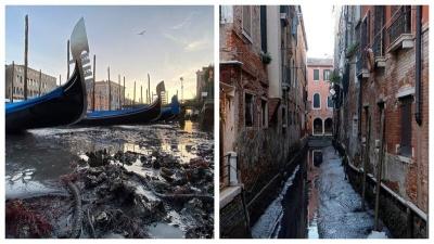На Венецию обрушилась новая беда