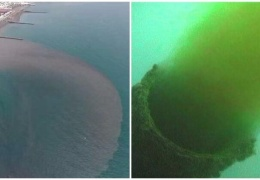 Фекальные ванны: в Черное море сливается огромное количество канализационных вод