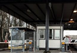 Ситуация с прохождением границы в Нарве за неделю не улучшилась