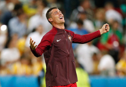 """Криштиану Роналду: """"Португальский народ рукоплещет нам"""""""