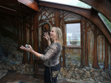Художница 38 лет переделывала свой дом