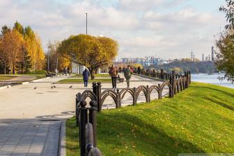 Новый парк 850-летия Москвы