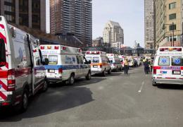 Полиция США вычислила двух подозреваемых в теракте в Бостоне с помощью видео и телефона