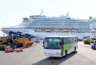 Украинцы с карантинного лайнера Diamond Princess отказались эвакуироваться на родину