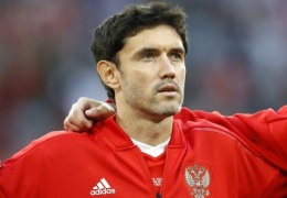 Юрий Жирков завершил карьеру в сборной России по футболу