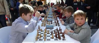 Маленькие шахматисты завершили серию Шоколадных турниров