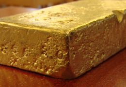 Банк Эстонии: золотой запас страны составляет 256 кг и хранится в Нью-Йорке
