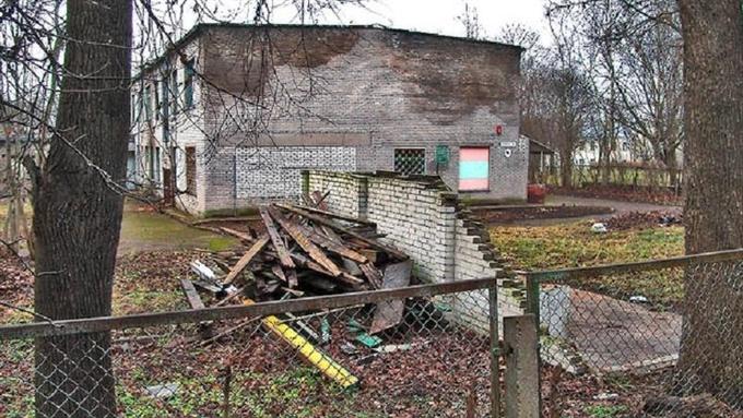 Вместо общежития для нарвских студентов застройщик собирается соорудить отель