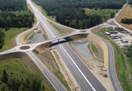 Водителей просят учитывать знаки новой системы слежения за животными на шоссе Таллинн-Тарту